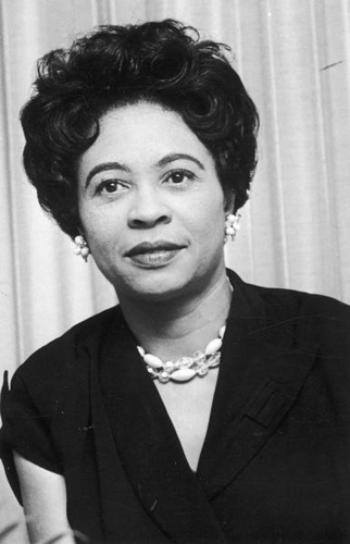 Daisy bates first lady of little rock